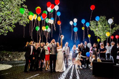 luftballonsbeider hochzeit
